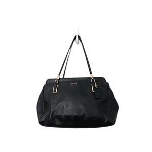 Coach Madison Kimberly Leather Carryall Purse Tote